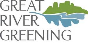 GREAT RIVER GREENING logo