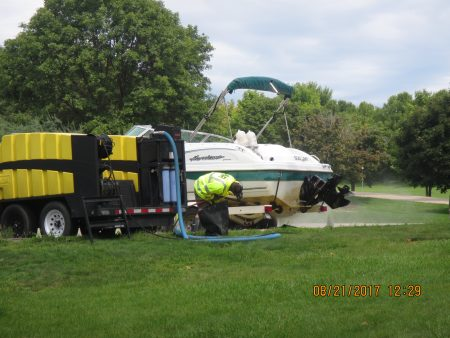 FREE Boating Cleaning @ Prior Lake Public Accesses This Fall
