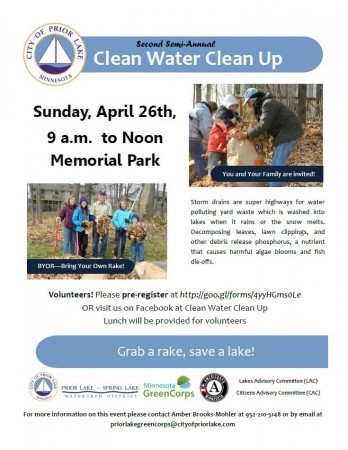 Clean Water Clean Up