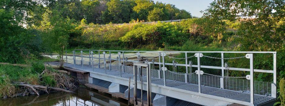 Ferric carp Barrier Improvement 2020 (7)